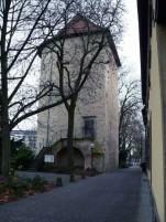 Der Bucksturm in der Altstadt