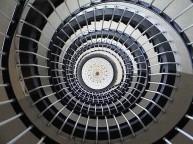 Ehemaliges Staatshochbauamt - das Treppenhaus