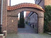 Liebigstraße in Osnabrück - die Arbeitersiedlung