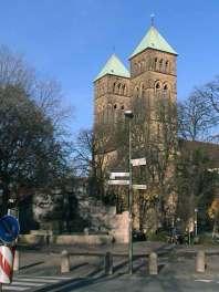 Die Herz Jesu Kirche, www.osnabrueck-fuehrungen.de