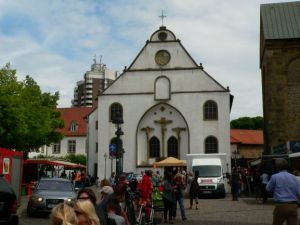 Kleine Kirche oder auch Gymnasialkirche genannt, www.osnabrueck-fuehrungen.de