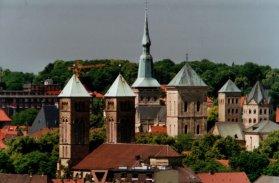 Türme der Kirchen in der Osnabrücker Altstadt, www.osnabrueck-fuehrungen.de