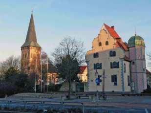 Die Katharinenkirche in der südlichen Altstadt, www.osnabrueck-fuehrungen.de