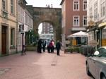 www.osnabrueck-fuehrungen.de, Heger Tor Innenansicht Osnabrück Altstadt
