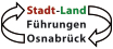 Fahrradführungen, Radtouren, Stadtführungen, Piesberg, fietsen, stadswandeling, rondleidingen